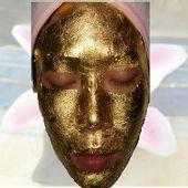 Gold Mask Facial Treatment