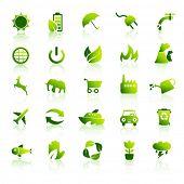 Umwelt Icons set 1