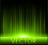 vector green abstract shiny backgrounds