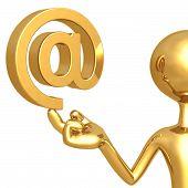Golden E-Mail