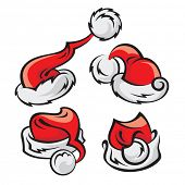 Santa Hut Satz