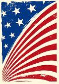 Bandeira do grunge americana