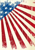 stock photo of star shape  - American poster - JPG