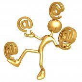 Balancing E-Mail
