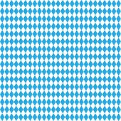 Oktoberfest Blue Abstract Geometric Background. October Festival. Vector Illustration, Blue Color. S poster