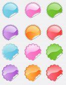 Bubblegum web 2.0 stickers
