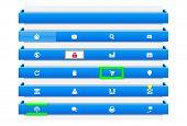 Navigation menu bar for your website