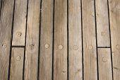 Wooden Ship Deck