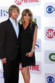 LOS ANGELES - JUL 29:  Eric Christian Olsen arrives at the CBS, CW, and Showtime 2012 Summer TCA par
