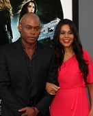 LOS ANGELES - AUG 1:  Bokeem Woodbine arrives at the