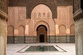 Madrassa In Marrakech