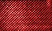 Luxury Red Buttoned Background