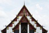 Mahamongkol Bophit Temple, Ayutthaya, Thailand