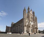 Catedral de Orvieto, Umbria, Italia