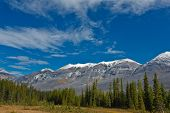 Mitchell Range, Canada