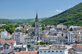Summer View Of Lourdes