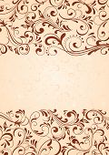 Background With Horizontal Pattern