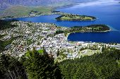 Queenstown At Lake Wakatipu