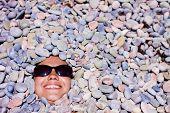 Funny Girl  In Sunglasses