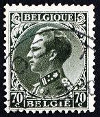 Postage Stamp Belgium 1935 King Leopold Iii Of Belgium