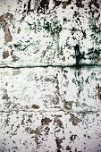 Weathered Wall poster