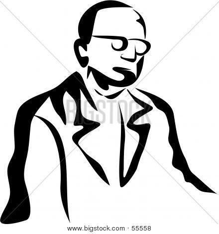 Business Man poster