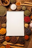 Great Cookbook And Spices