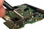 Electronic Parts Repairing