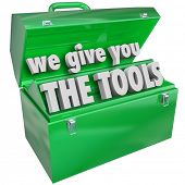We Give You the Tools Skill Toolbox Training Job