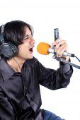 Ringtone Singer
