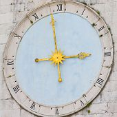 Medieval Clock, Croatia