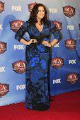 LAS VEGAS - DEC 10:  Hillary Scott at the 2013 American Country Awards Press Room at Mandalay Bay Events Center on December 10, 2013 in Las Vegas, NV