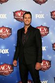LAS VEGAS - DEC 10:  Luke Bryan at the 2013 American Country Awards at Mandalay Bay Events Center on