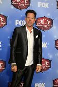 LAS VEGAS - DEC 10:  Gary Allan at the 2013 American Country Awards at Mandalay Bay Events Center on