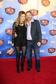 LAS VEGAS - DEC 10:  Jessi Alexander, John Randall at the 2013 American Country Awards at Mandalay B