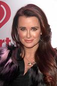 LOS ANGELES - DEC 6:  Kyle Richards at the KIIS FM Jingle Ball 2013 at Staples Center on December 6, 2013 in Los Angeles, CA