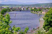 Bridge In Inverness, Scotland