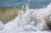 Sea Surf Wave (nature Background)