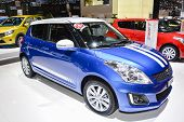 Suzuki Swift At The Geneva Motor Show