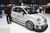 Fiat Abarth 695 Assetto Corse At The Geneva Motor Show
