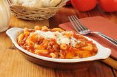 Beef Tomato Macaroni