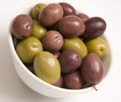 Mixed Olive Bowl