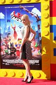 LOS ANGELES - FEB 1:  Anna Faris at the