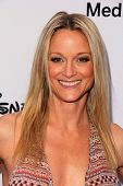 LOS ANGELES - MAY 19:  Teri Polo at the Disney Media Networks International Upfronts at Walt Disney