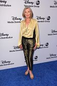 LOS ANGELES - MAY 19:  Susan Sullivan at the Disney Media Networks International Upfronts at Walt Disney Studios on May 19, 2013 in Burbank, CA