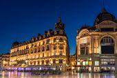Place de Comedie Montpellier