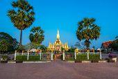 Pha That Luang stupa