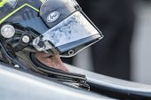 indianapolis, IN - May 17, 2014:  Kurt Busch (26) prepares the Suretone Honda to qualify for the Ind
