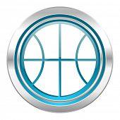ball icon, basketball sign
