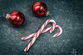 Christmas Vintage Candys